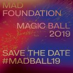 #MADball19 Save the Date